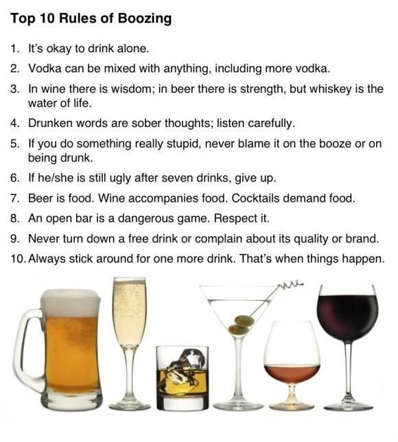 Rules-of-Boozing